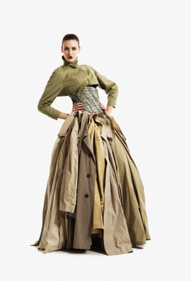 Unusual Fashion Dress (2)