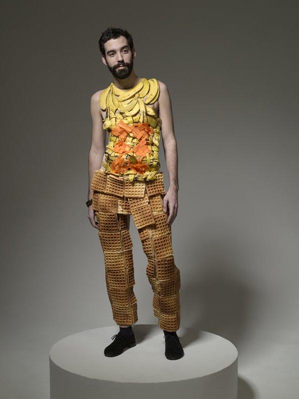 unusual fashion dress 7