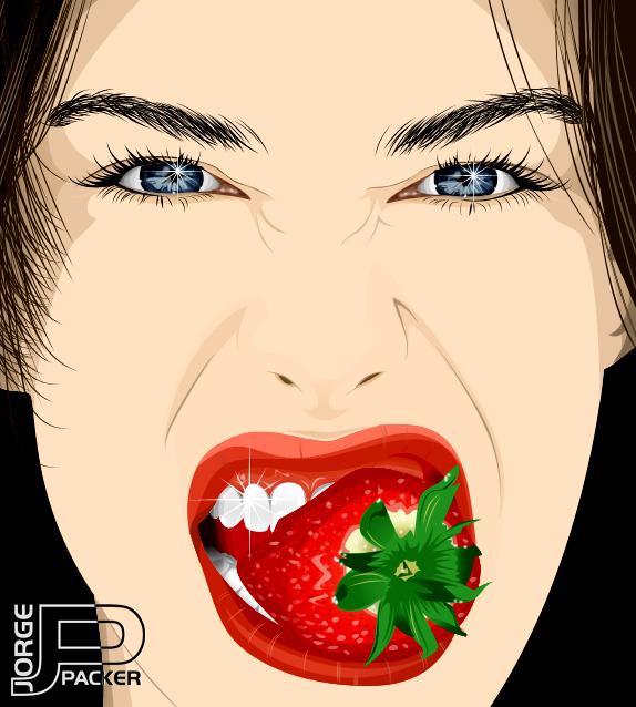 vector work by artist jorgepacker
