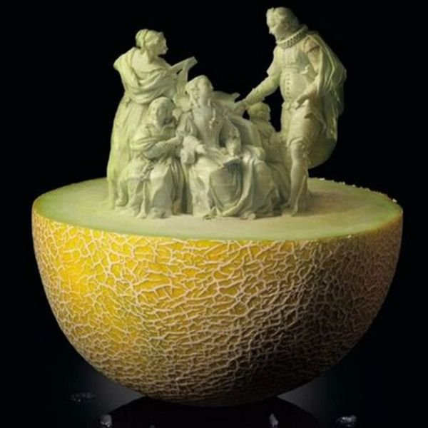 Vegetable carving -2 (14)