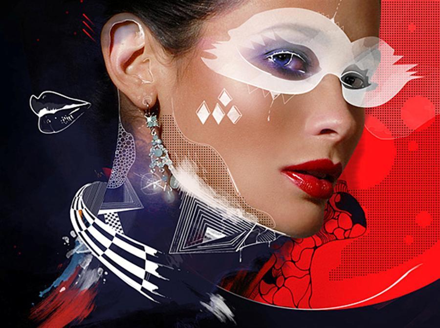 adobe creative campaign splash design