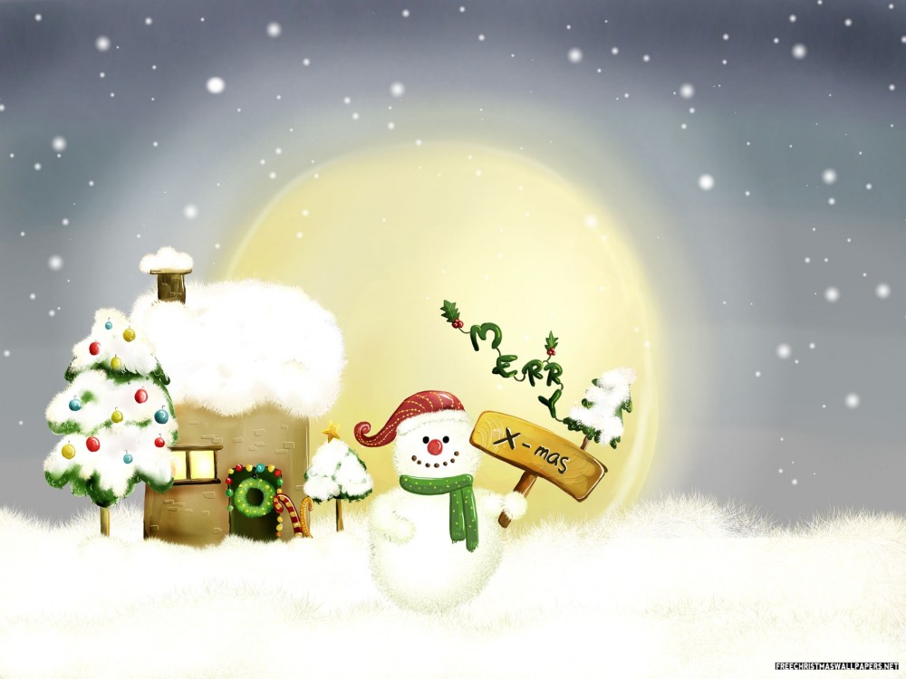 beautiful christmas picture