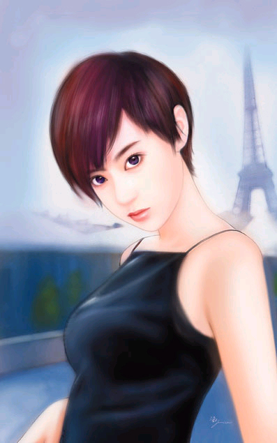 chinese woman paintings 15