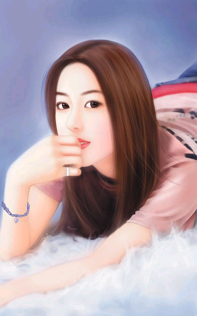 chinese woman paintings (16)