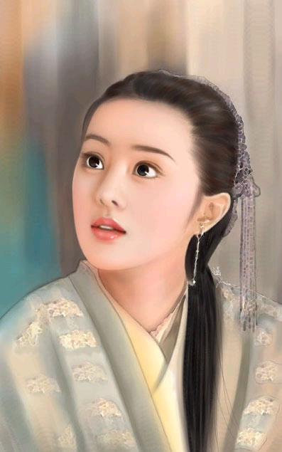 chinese woman paintings 6