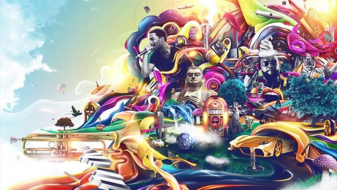 creative unique graphic design by rik oostenbroek 12