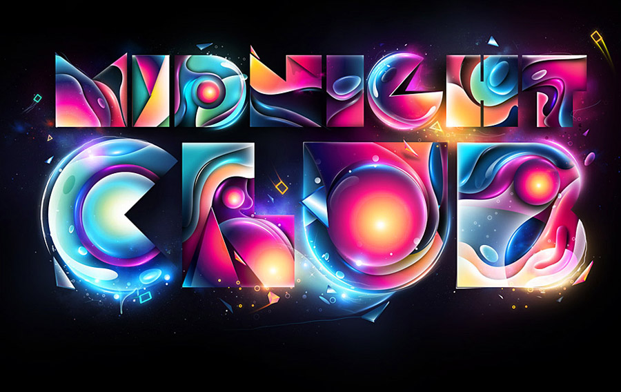 creative unique graphic design by rik oostenbroek