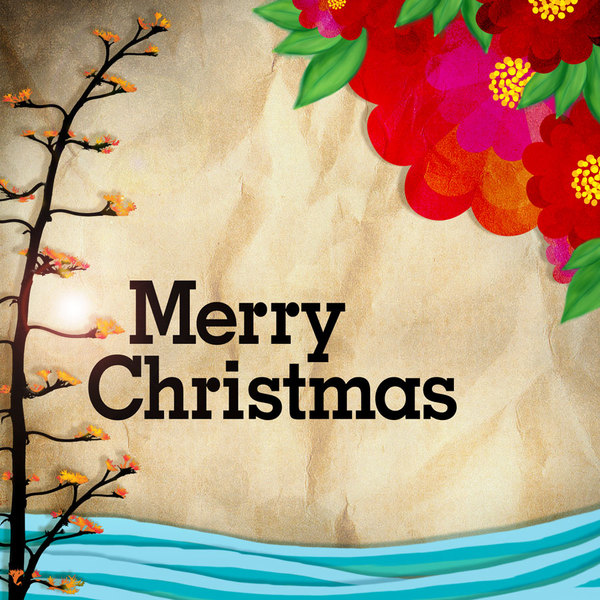 merry christmas greeting card 8