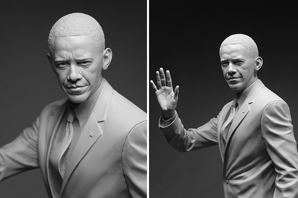 obama sculputre by adam beane 5