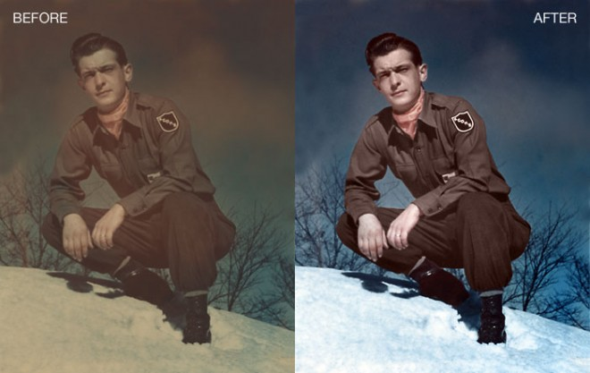 old photo coloring 24
