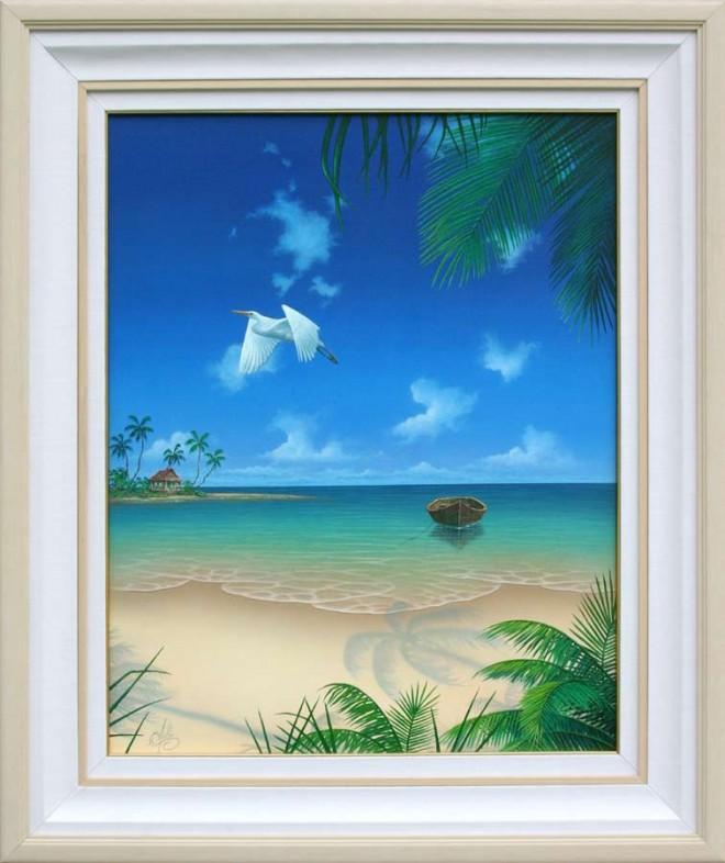 painting sun rise (3)