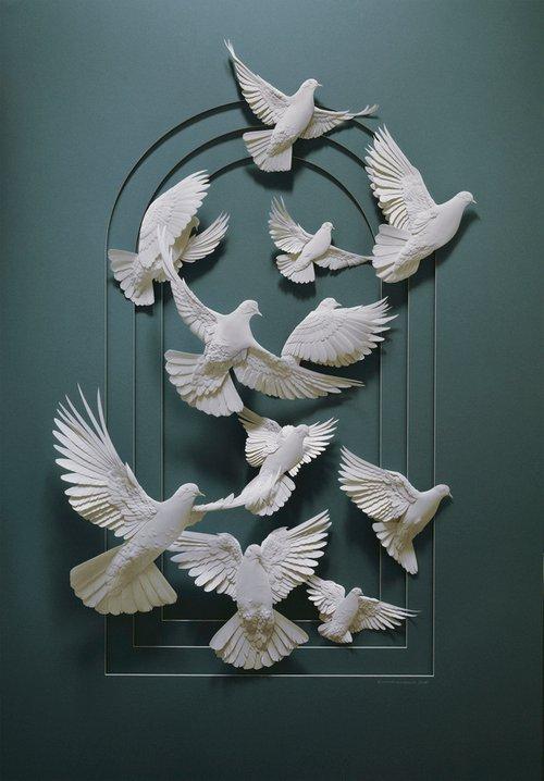 paper sculpture (14)