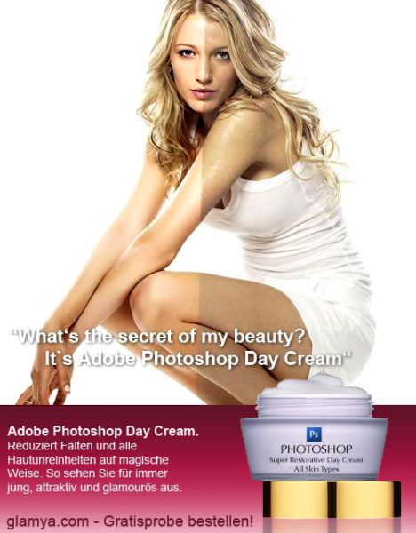 photoshop afterbefore daycream 29