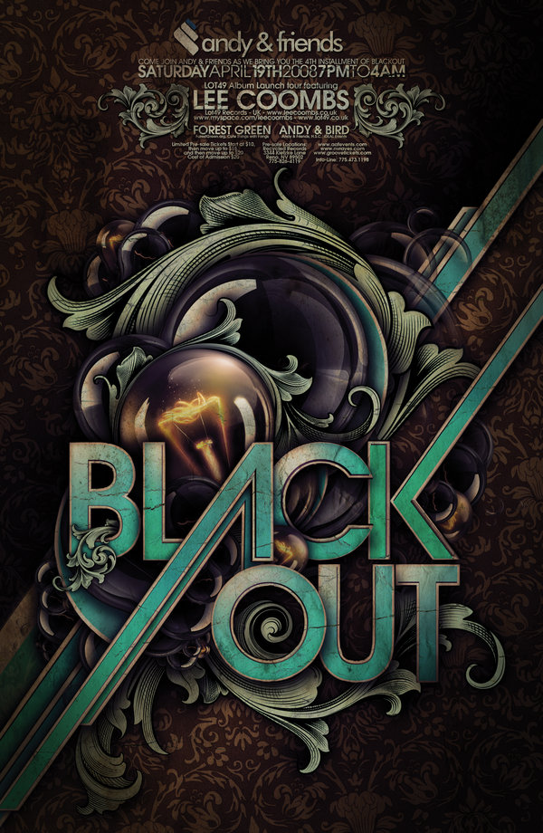 Best Graphic effects for the Poster Designs