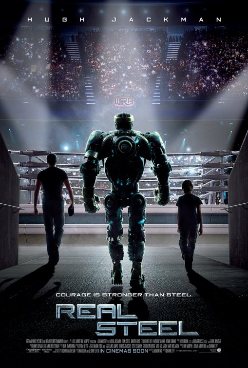 Real Steel - 3D Animation Movie