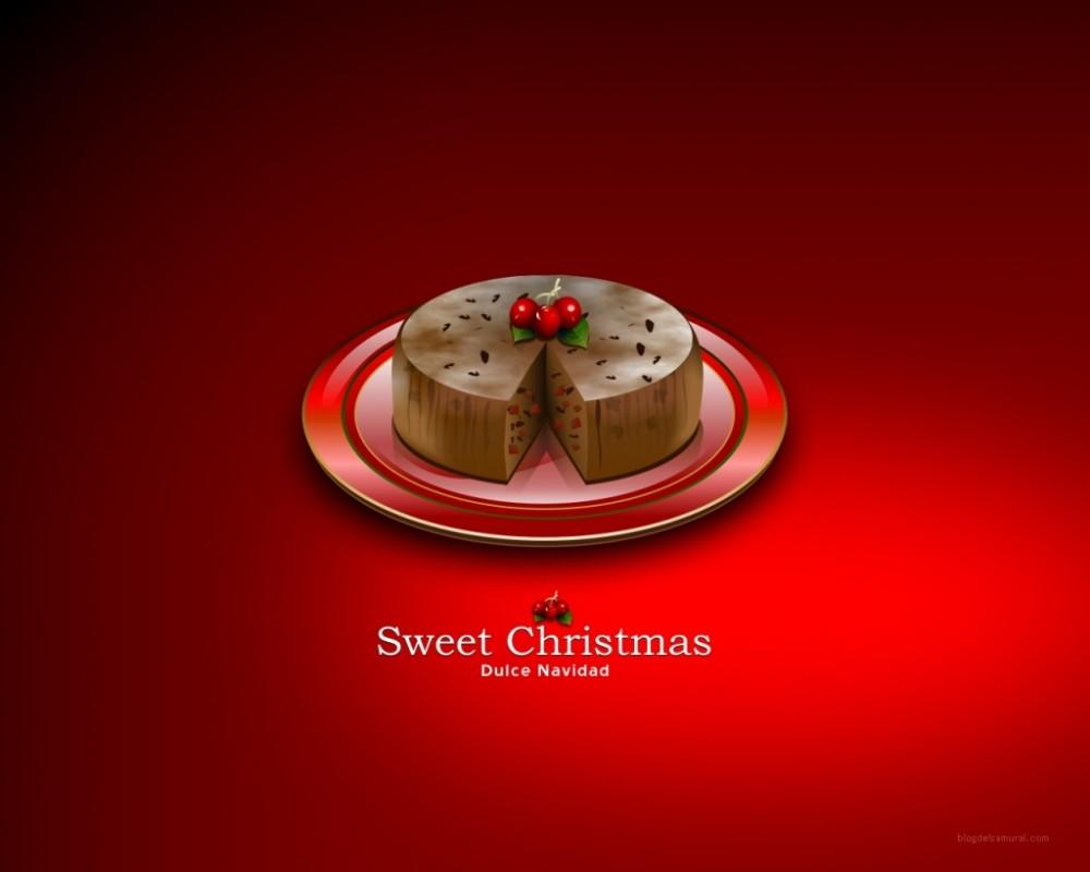 sweet christmas wallpaper