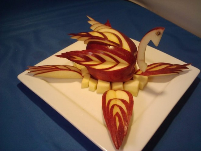 vegetable carving 4