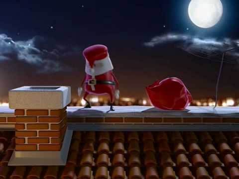Christmas Card - 3D Animation