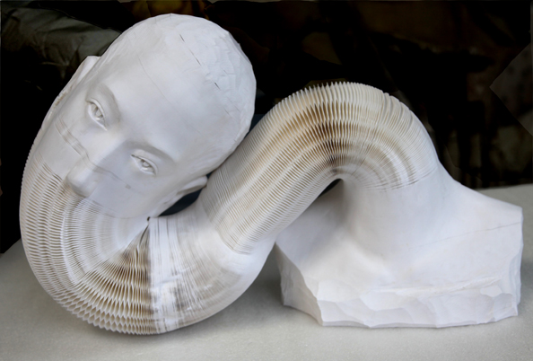 Insanely Realistic Paper Sculpture by Li Hongbo