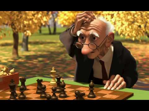 Geri's Chess Game - Inspiring 3D Animation