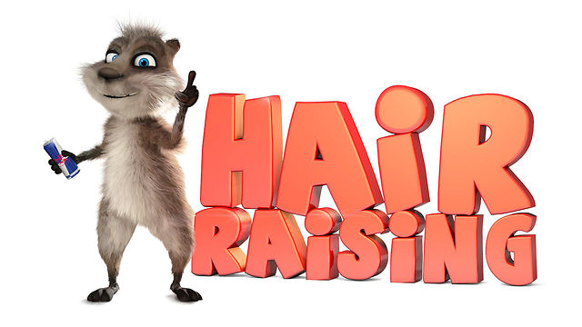 Hair Raising- Funny 3D Animation
