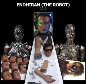 Making of Endhiran - Movie Visual Effect