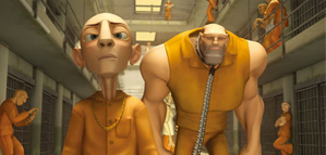 Jungle Jail - Interesting 3D Animated Short Film