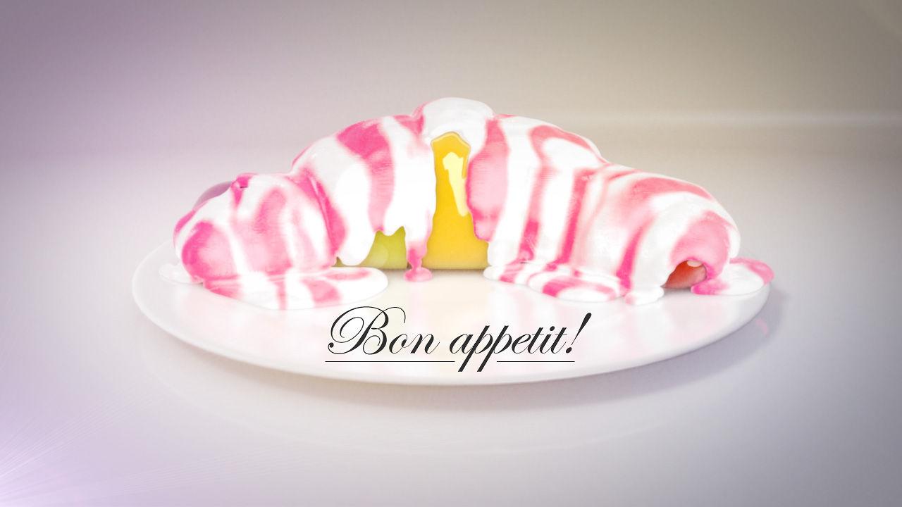 Bon appetit! - Inspiring 3D animation