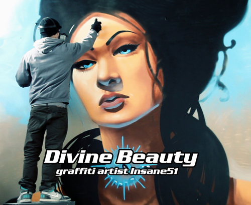 My Divine Beauty - Inspiring Speed Painting Video