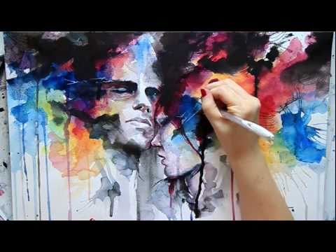 Speed Painting Video -