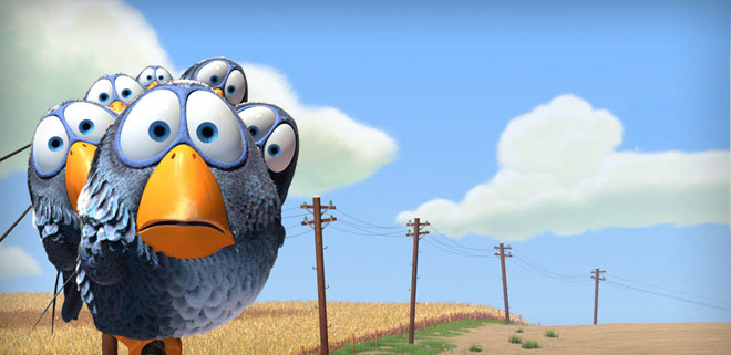 pixar 3d animation