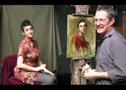 Painting From Life: Live Demonstration by Gregg Kreutz - Art Students League of New York