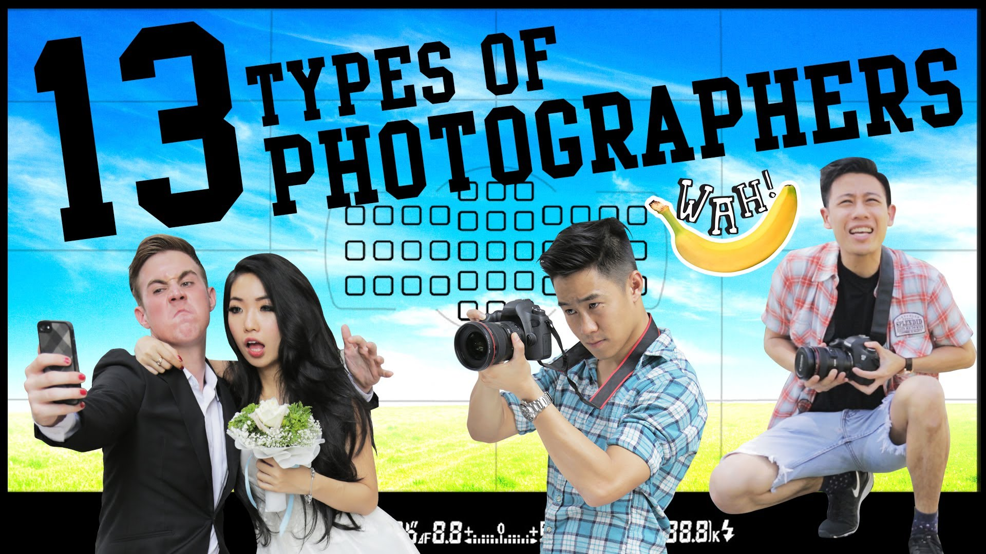 Which Photographer Type are you by WahBanana