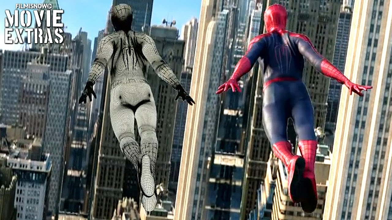 VFX Breakdown - The Amazing Spiderman 2 by Imageworks