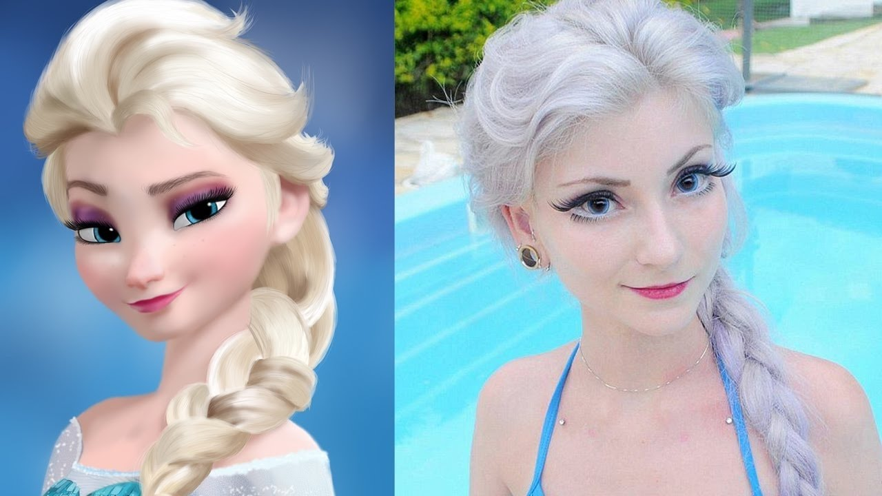 Super Cool Real Life Cartoon Characters
