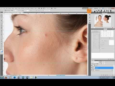 Head Modelling from a Photo - Maya Tutorial
