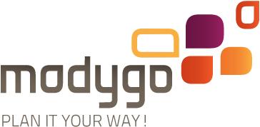 Modygo - Creative Intro Animation
