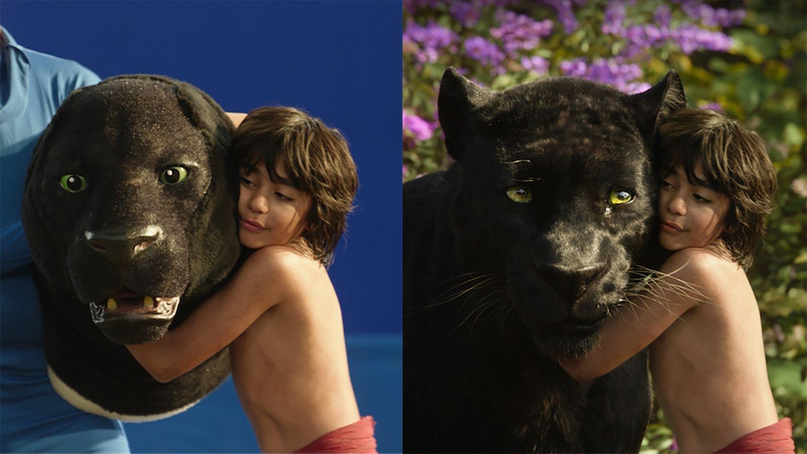 Jungle Book VFX breakdown  Must Watch by CGMeetup