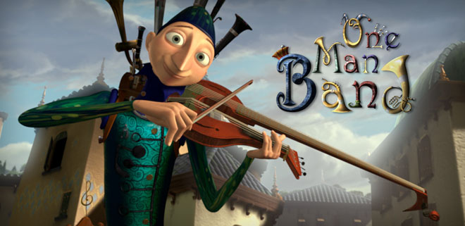 One Man Band - Pixar Short Film