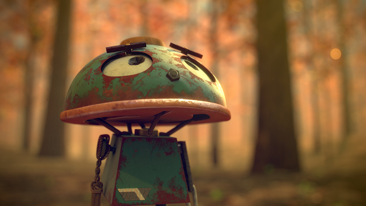 Origins - A Beautiful 3D Animated Short Film