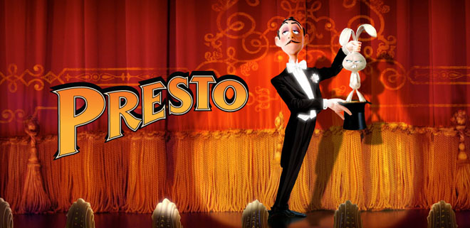 Presto - Pixar Short Film