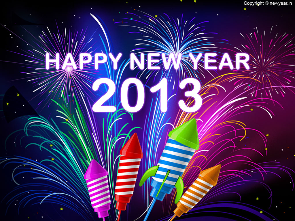 best wallpapers 2013 new year