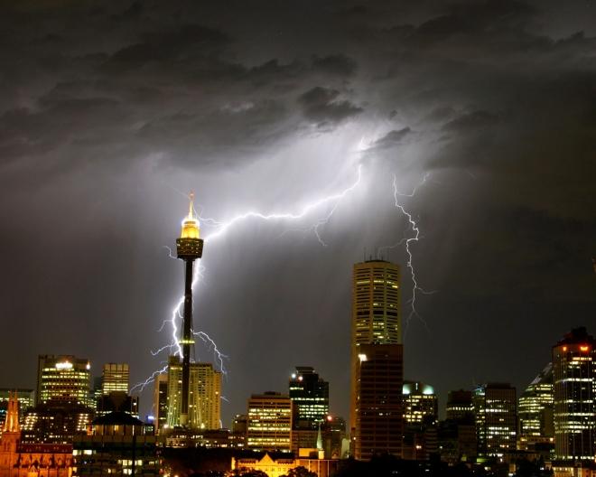 best thunder storm wallpaper