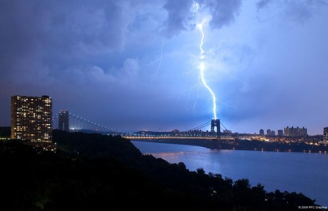 thunder storm wallpaper