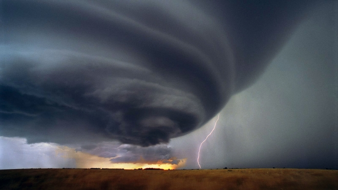 amazing thunderstorm wallpaper