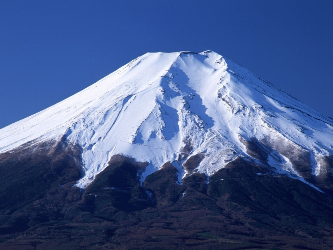 fuji mountain wallpaper