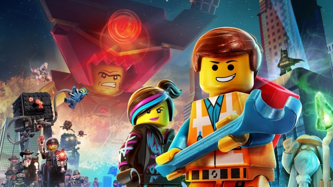 the lego movie wallpaper 1