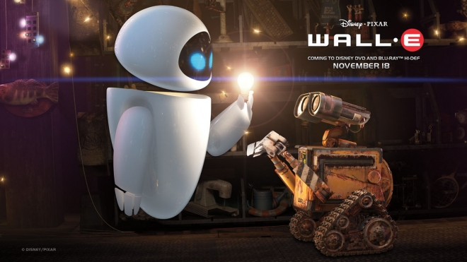 wall e movie wallpaper