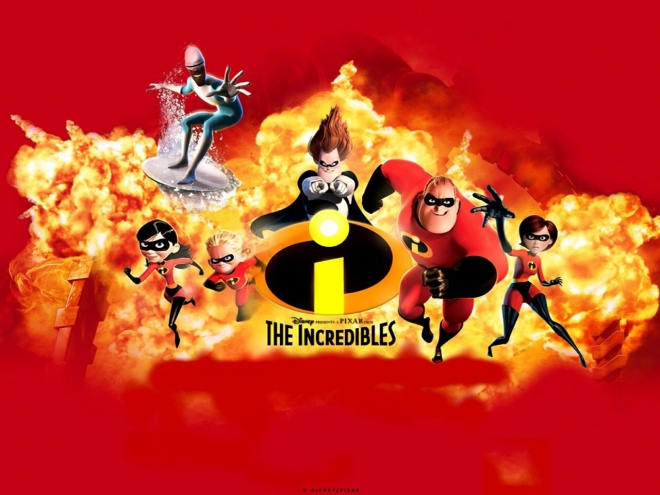 the incredibles movie wallpaper