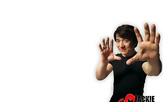 jackie chan funny wallpaper